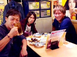 社長と食事会