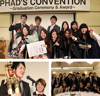 PHAD'S CONVENTION